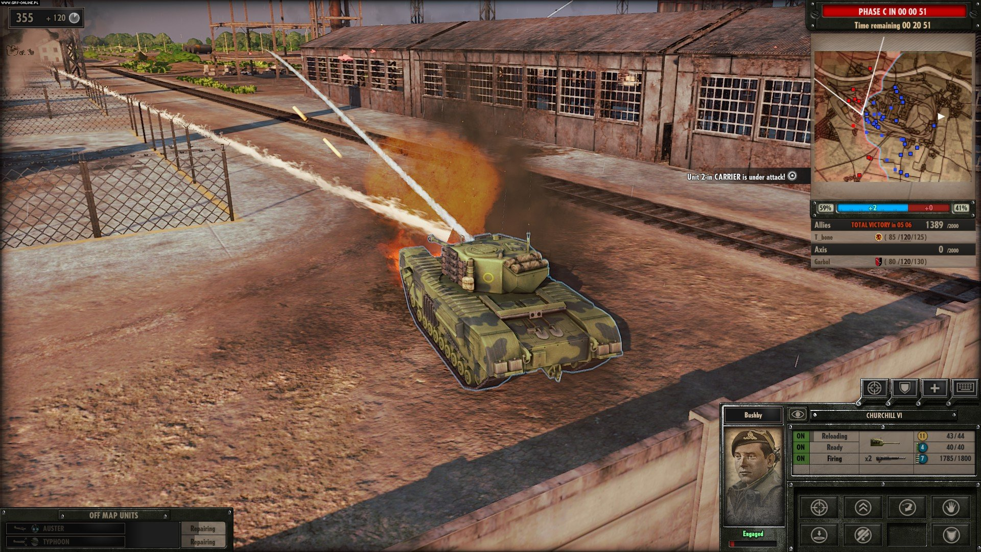 Steel Division: Normandy 44 PC Games Image 28/41, Eugen Systems, Paradox Interactive