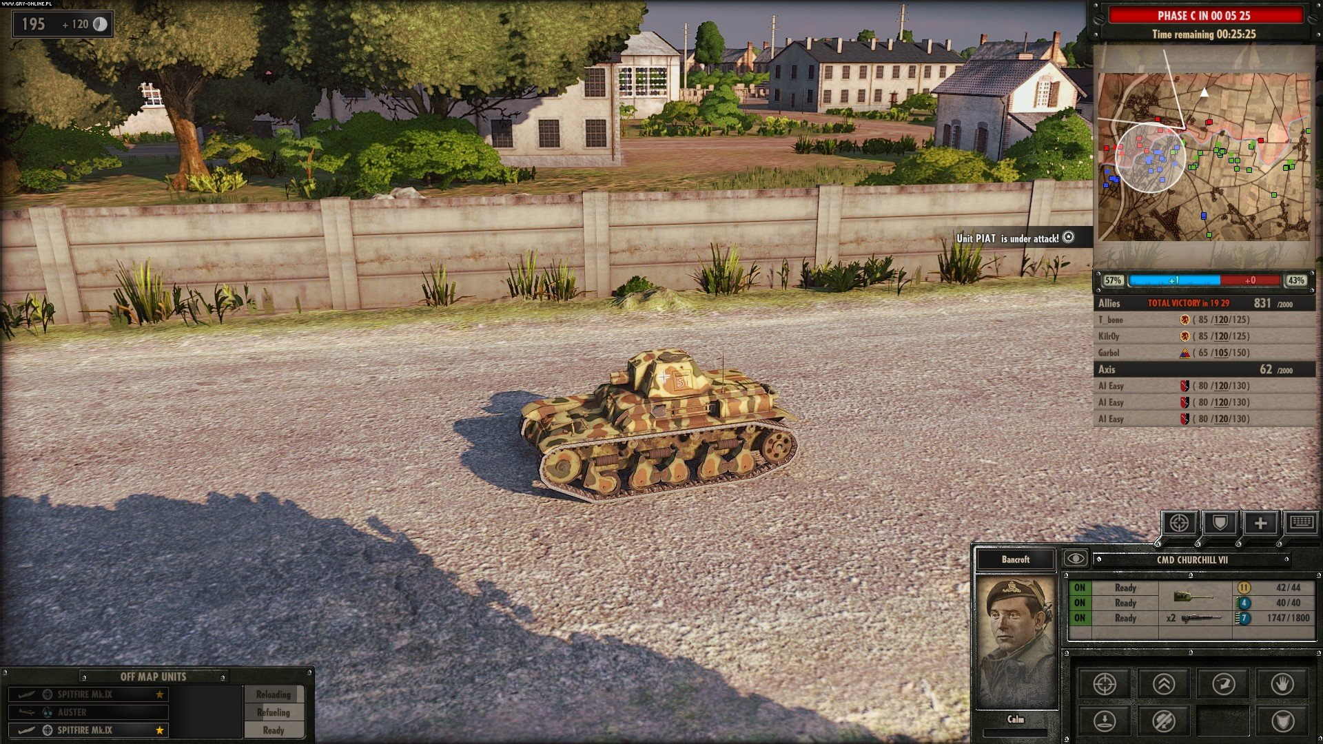 Steel Division: Normandy 44 PC Games Image 27/41, Eugen Systems, Paradox Interactive