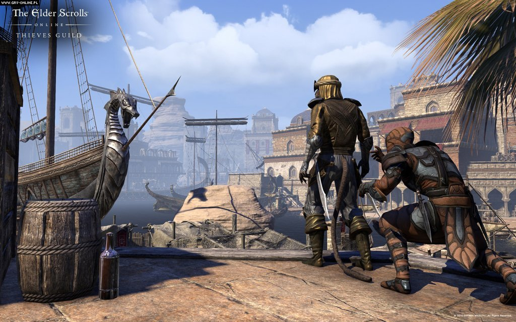 The Elder Scrolls Online: Tamriel Unlimited PC, PS4, XONE Games Image 16/104, ZeniMax Online Studios, Bethesda Softworks