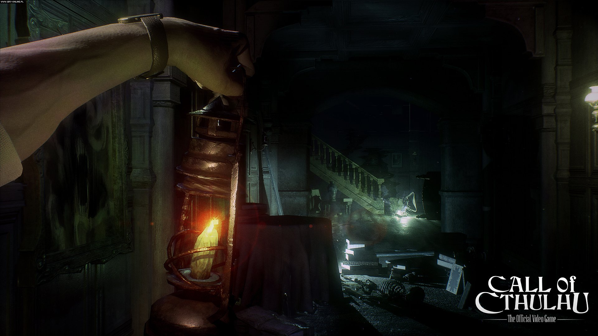 Call of Cthulhu PC Games Image 5/14, Cyanide Studio, Focus Home Interactive