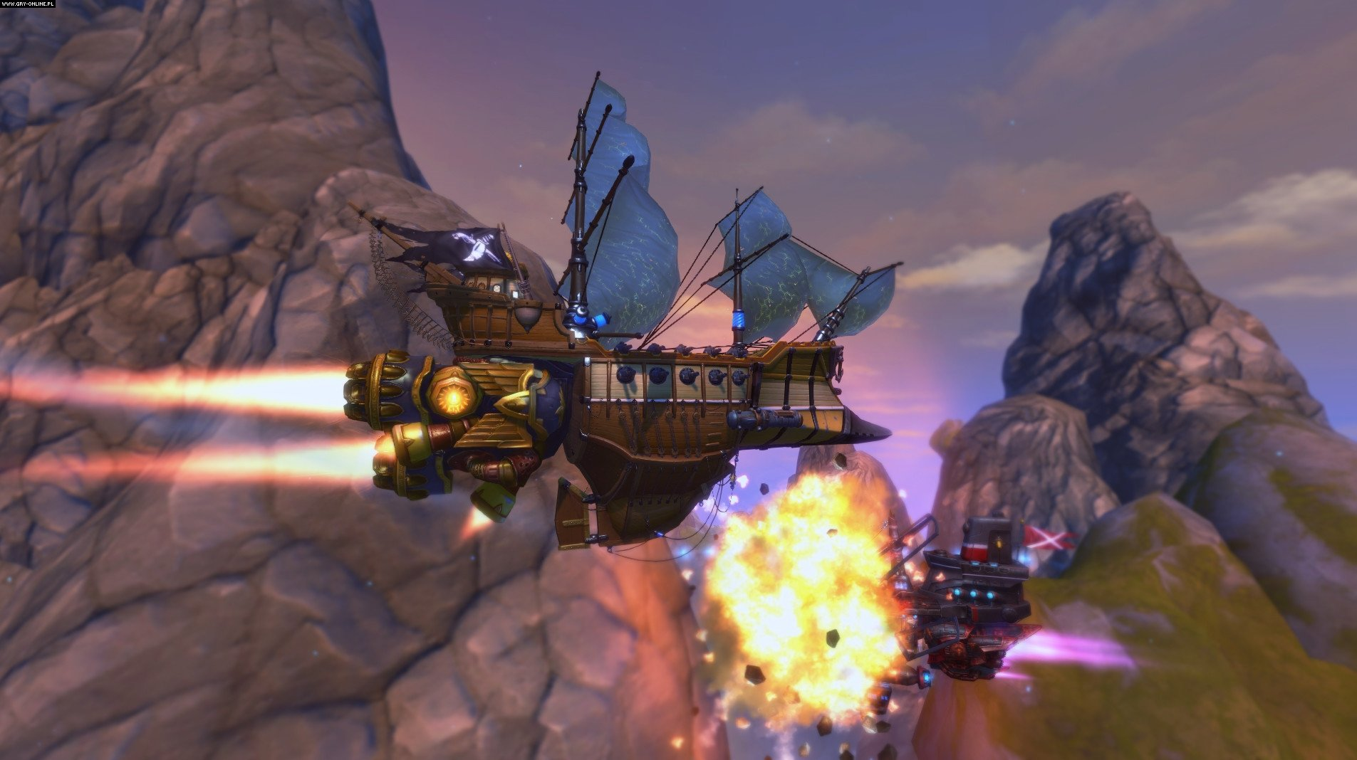 Cloud Pirates PC Games Image 4/12, Allods Team, My.com