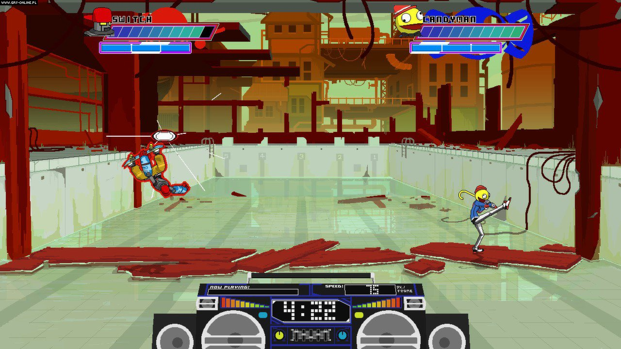 Lethal League PC, PS4, XONE Games Image 4/10, Team Reptile