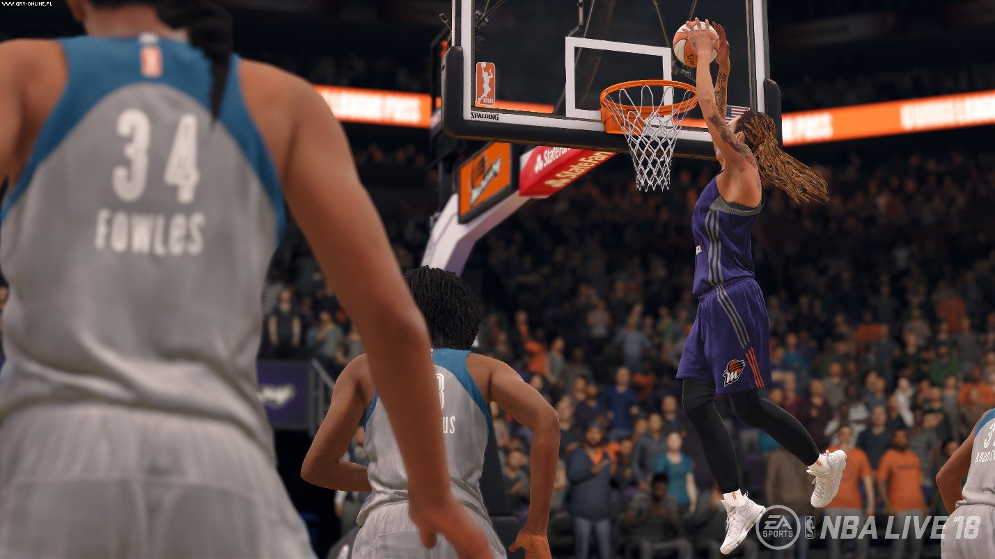NBA Live 18 PS4, XONE Games Image 8/8, EA Sports, Electronic Arts Inc.