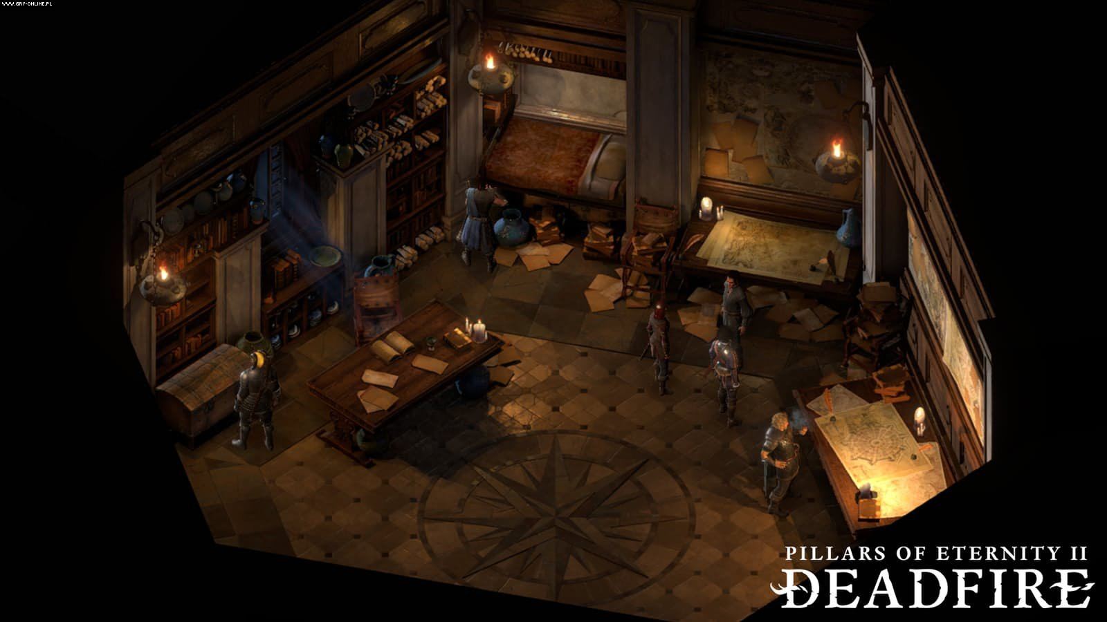 Pillars of Eternity II: Deadfire PC, PS4, XONE, Switch Games Image 22/27, Obsidian Entertainment, Versus Evil
