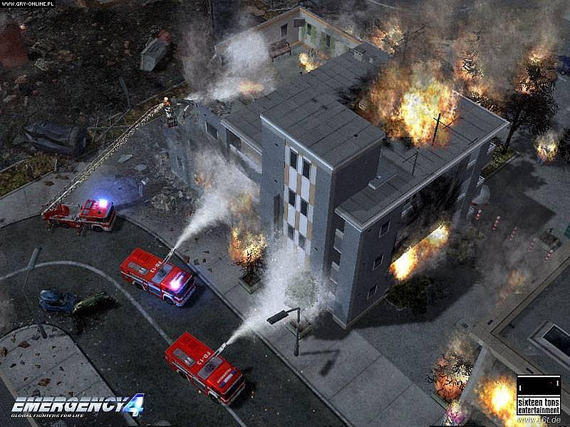 скачать игру Emergency 4 через торрент на русском языке - фото 6