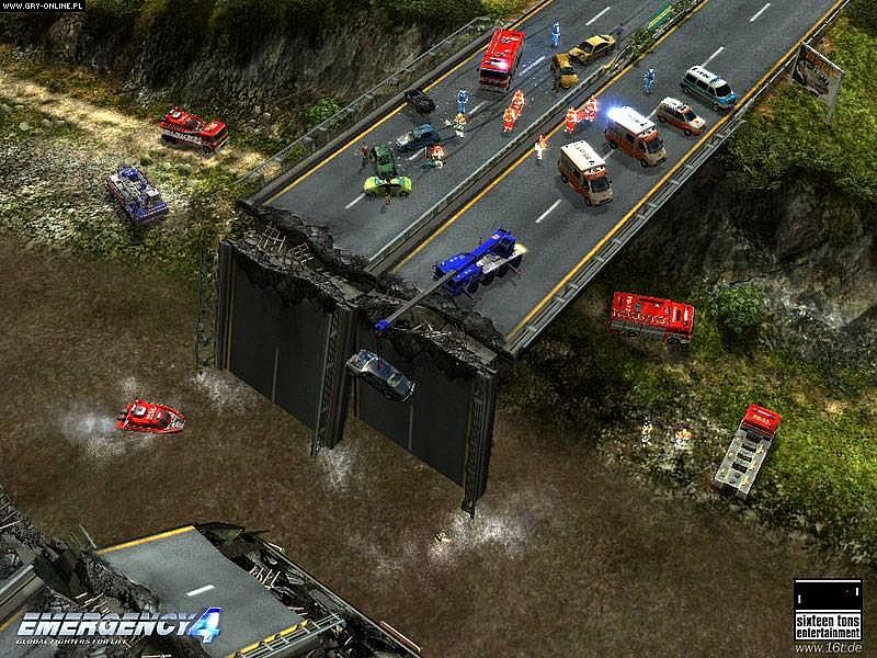 скачать игру Emergency 4 через торрент на русском языке - фото 2