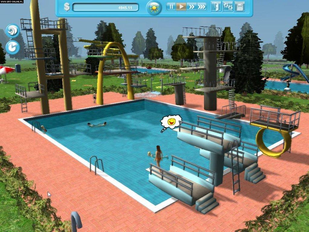 Water Park Simulator