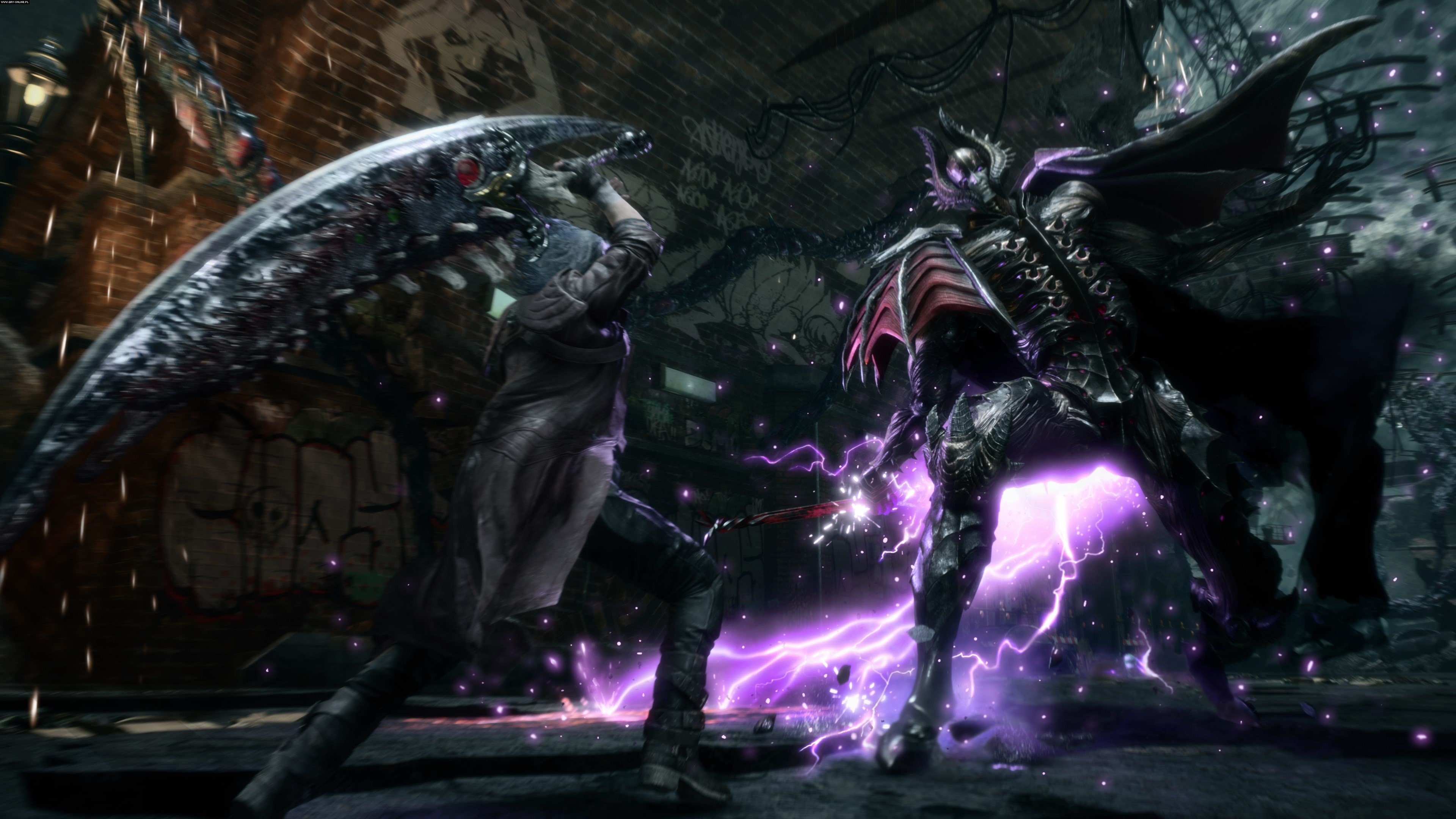 Devil May Cry 5 PC, PS4, XONE Games Image 26/81, Capcom