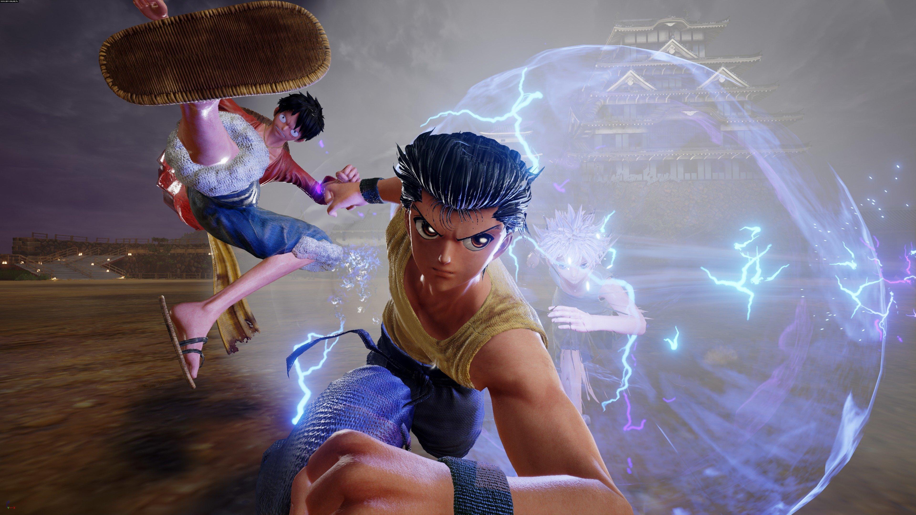 Jump Force PC, PS4, XONE Games Image 151/212, Spike Chunsoft, Bandai Namco Entertainment