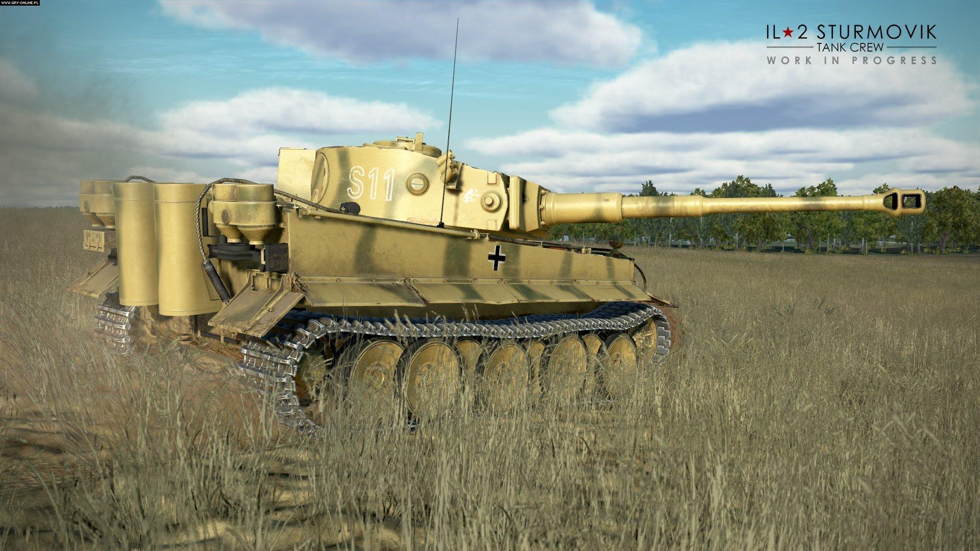Simulator Games Pc 2018 >> Il-2 Sturmovik: Tank Crew - Clash at Prokhorovka - screenshots gallery - screenshot 6/22 ...