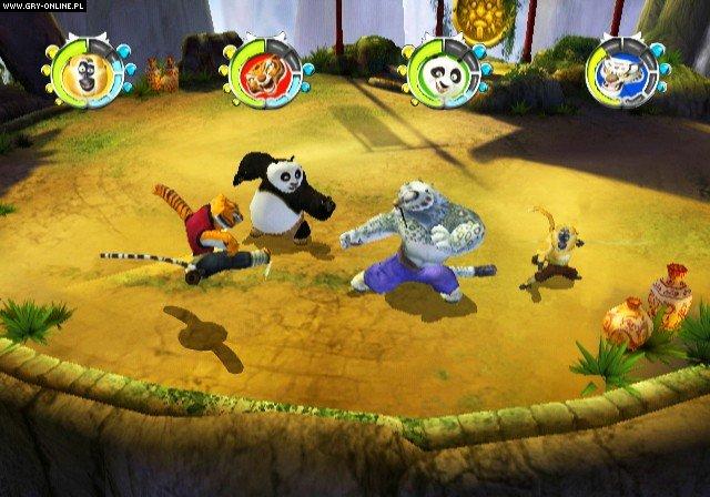 kung fu panda legendary warriors screenshots gallery screenshot