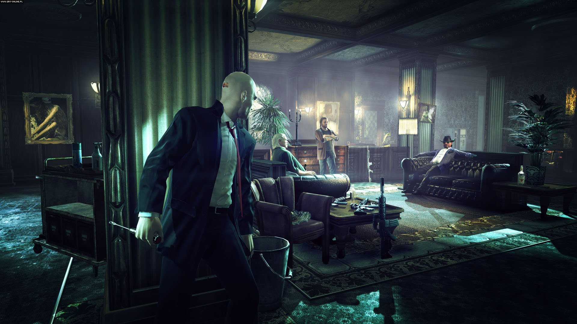 Hitman: Absolution PC, PS3 Games Image 2/45, IO Interactive, Square-Enix / Eidos