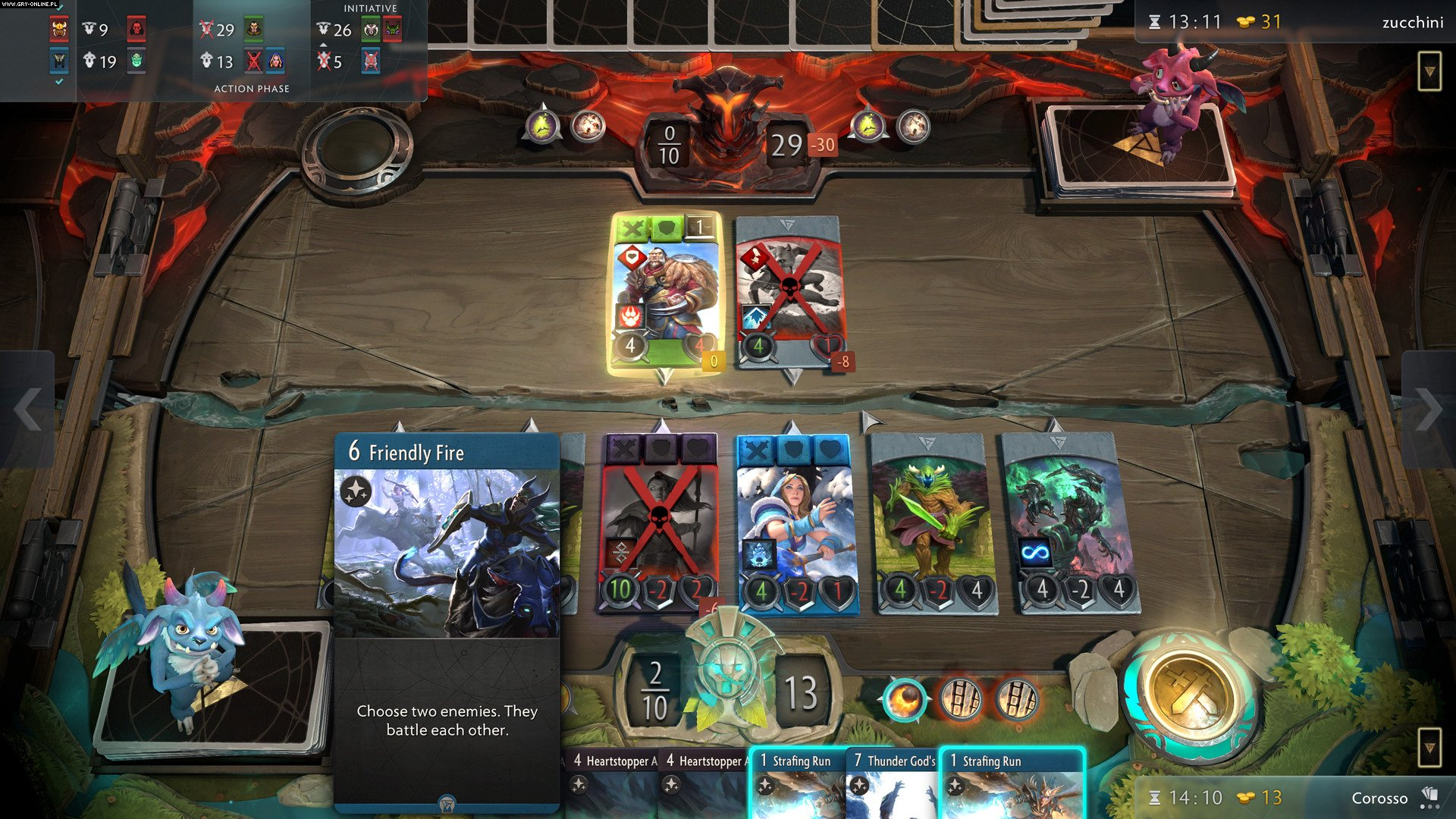 Artifact PC, AND, iOS Games Image 4/9, Valve Corporation