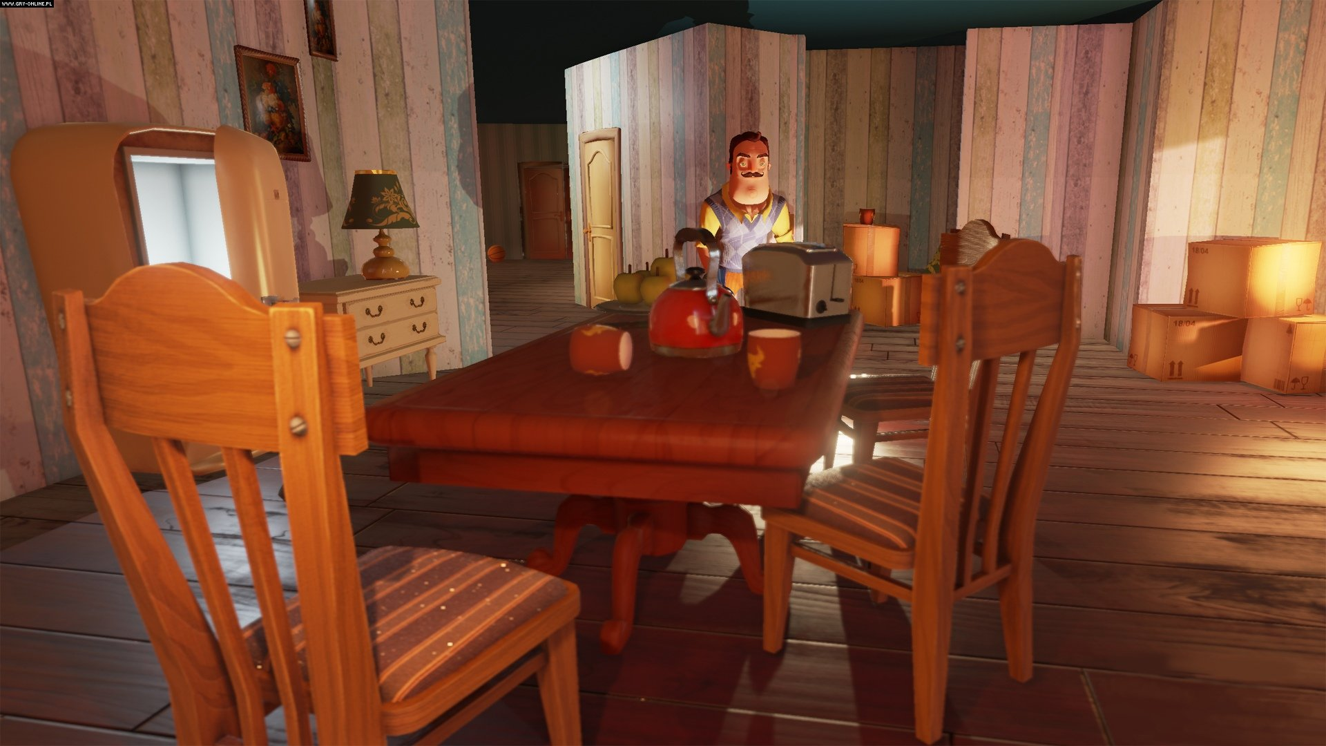 Hello Neighbor PC, XONE Games Image 2/6, Dynamic Pixels, tinyBuild Games