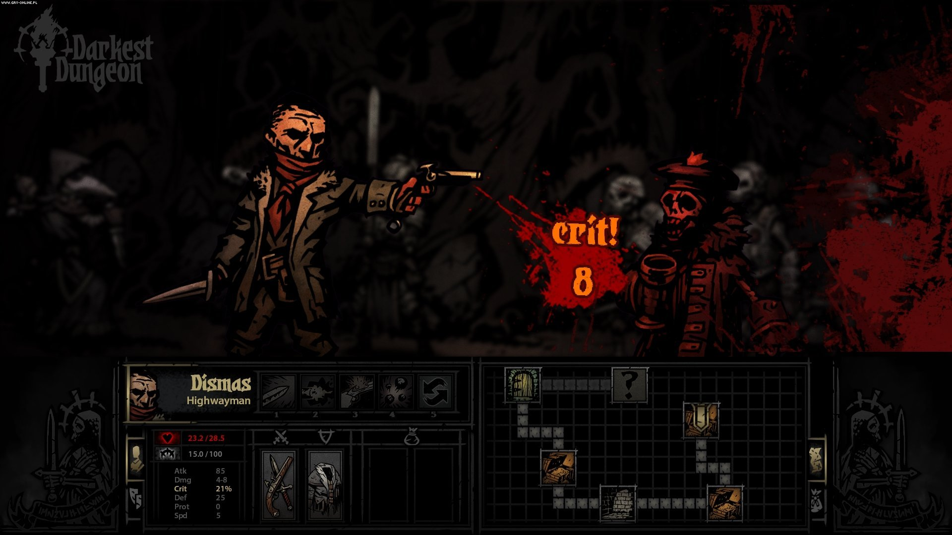 Darkest Dungeon PC, PSV, PS4 Games Image 108/108, Red Hook Studios