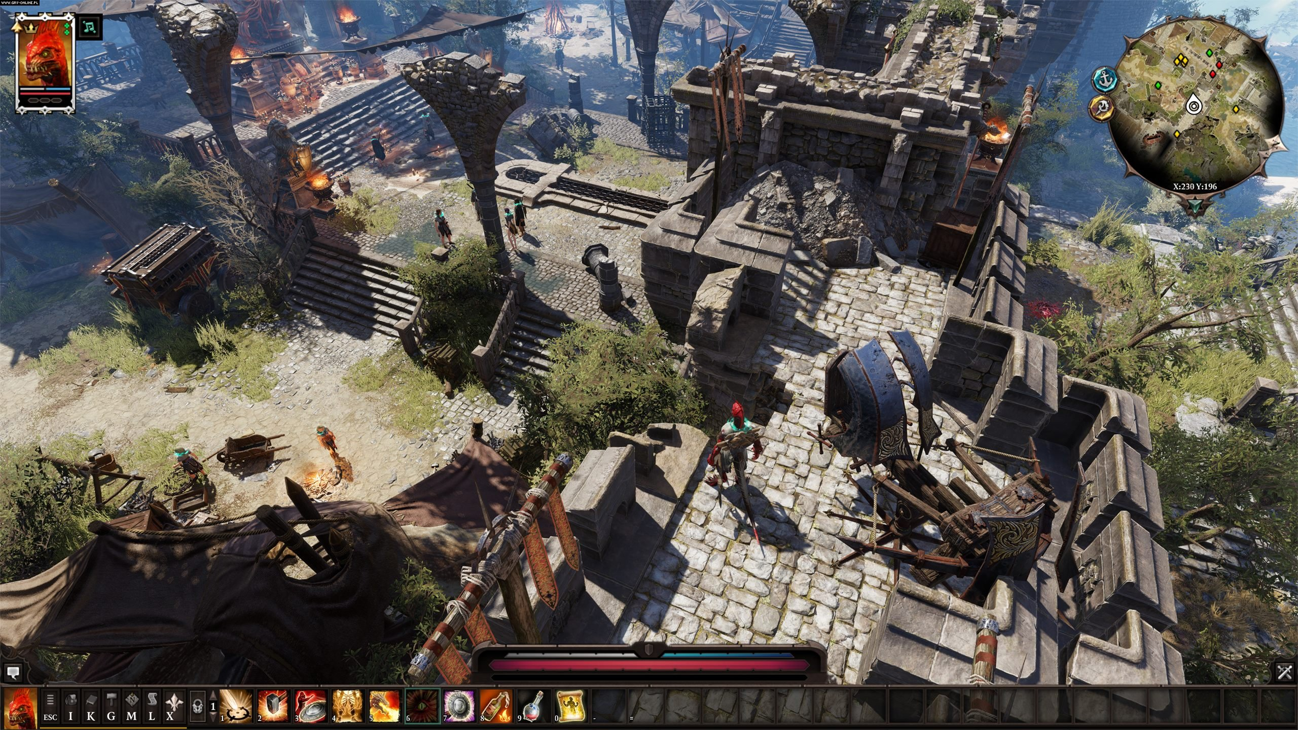 Divinity: Original Sin II - Definitive Edition PC Games Image 40/299, Larian Studios