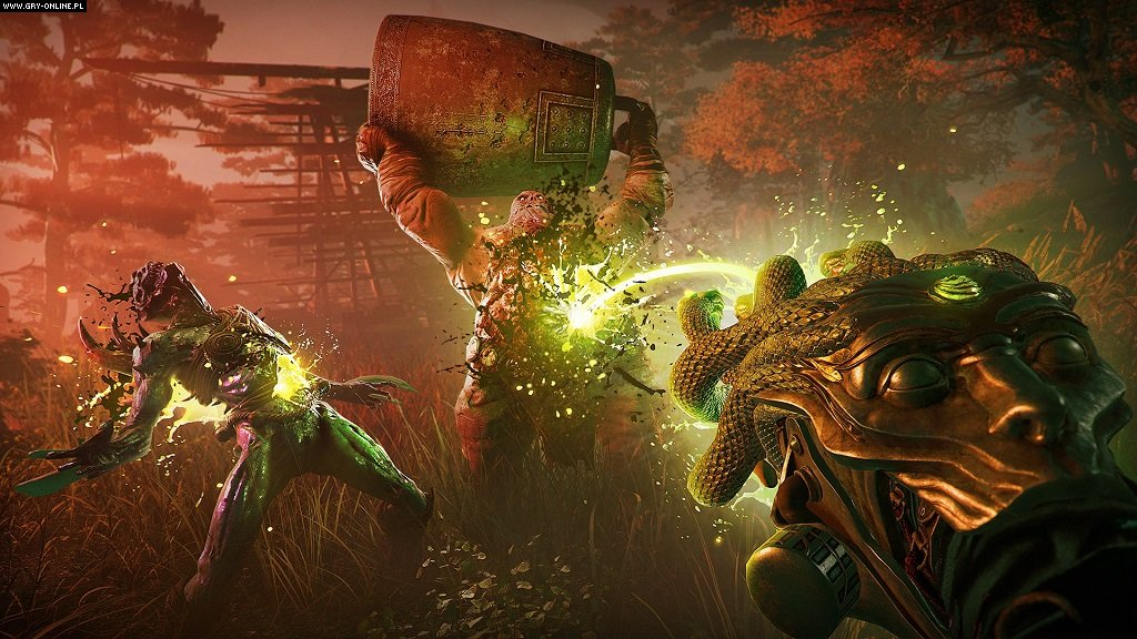 Shadow Warrior 2 PC, PS4, XONE Games Image 3/15, Flying Wild Hog, Devolver Digital