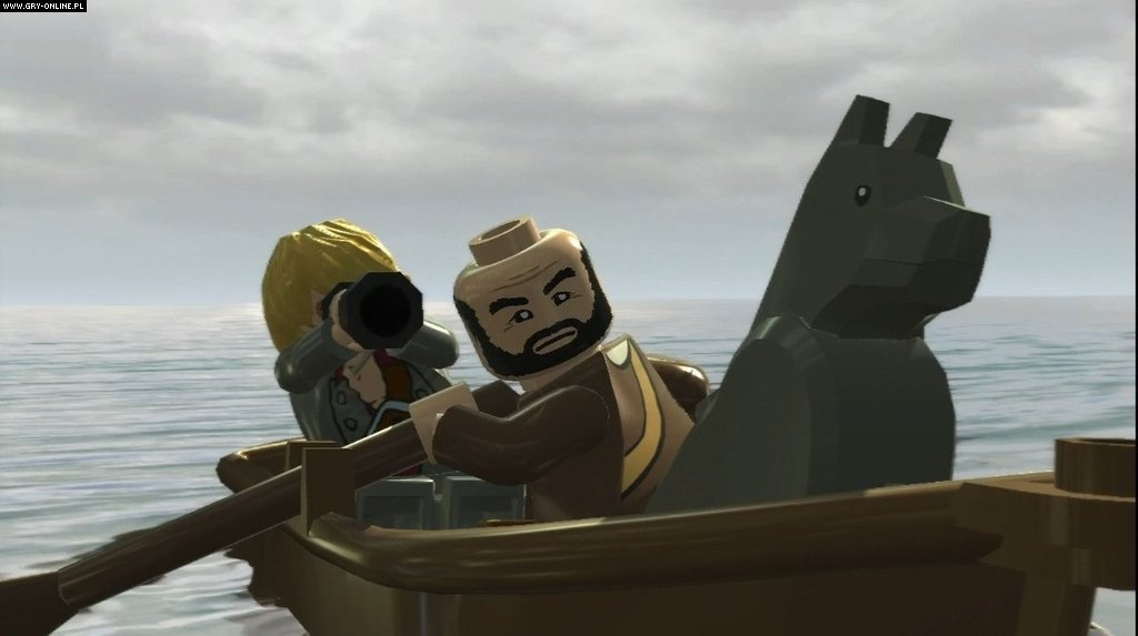 LEGO Pirates of the Caribbean: The Video Game PC Games Image 8/50, Traveller's Tales, Disney Interactive Studios