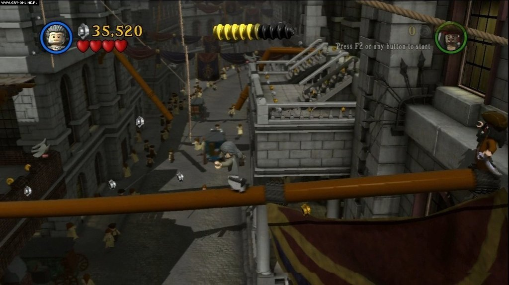 LEGO Pirates of the Caribbean: The Video Game PC Games Image 3/50, Traveller's Tales, Disney Interactive Studios