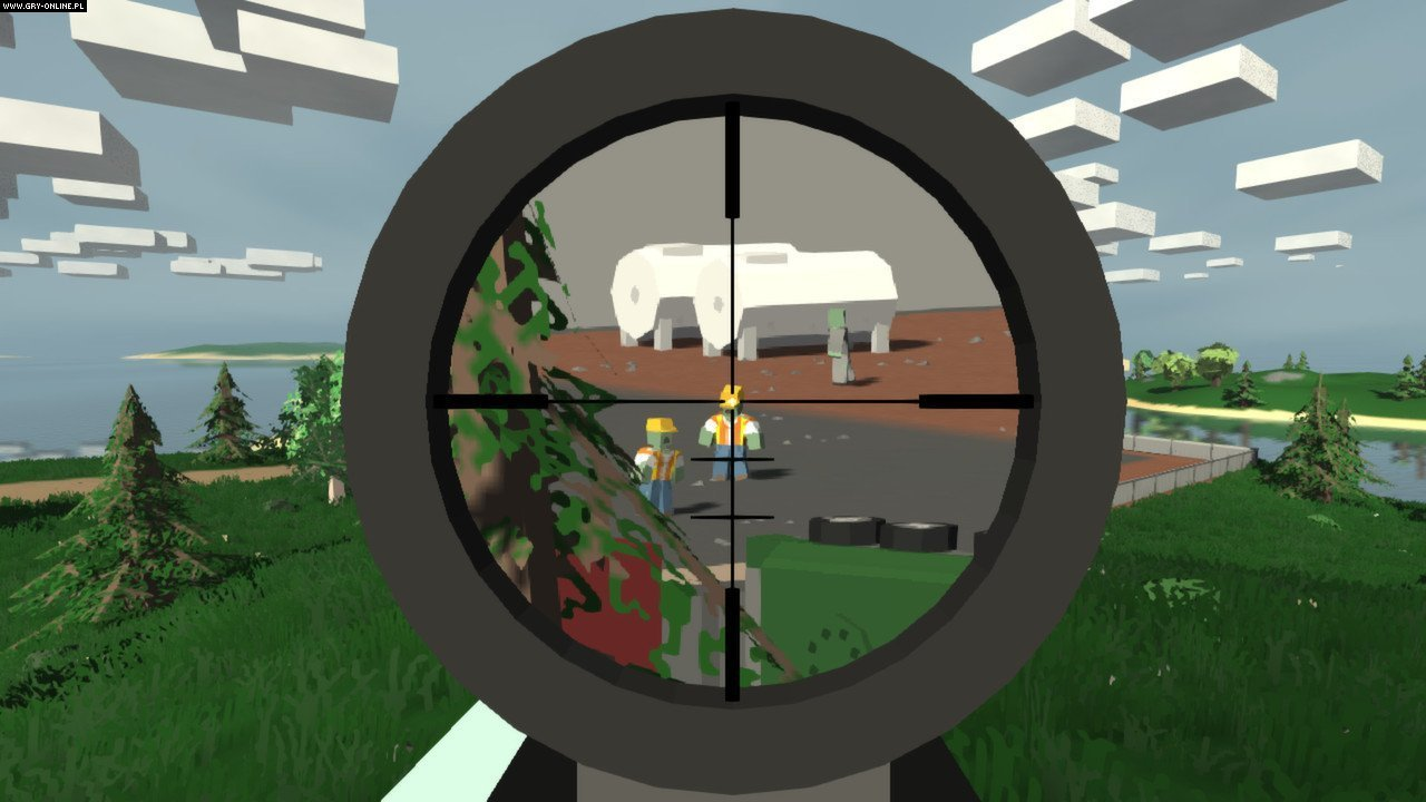 Unturned PC Games Image 4/9, Nelson Sexton, Smartly Dressed Games