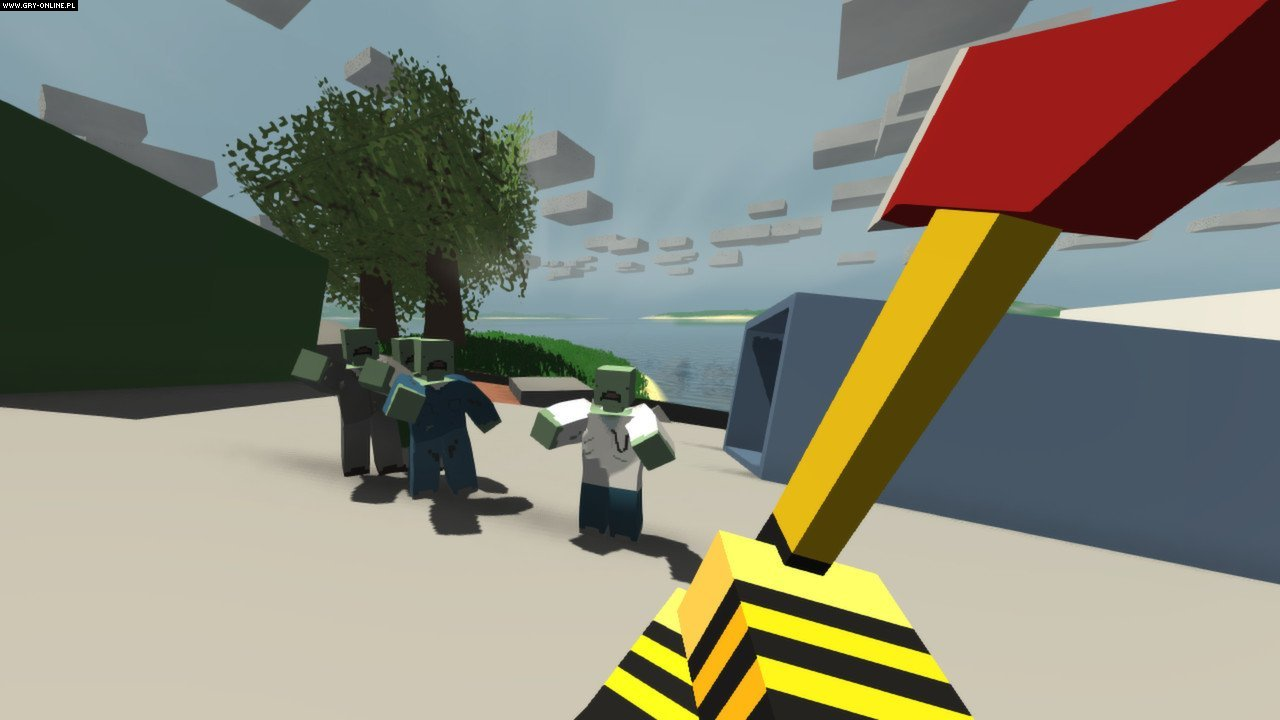 Unturned PC Games Image 1/9, Nelson Sexton, Smartly Dressed Games