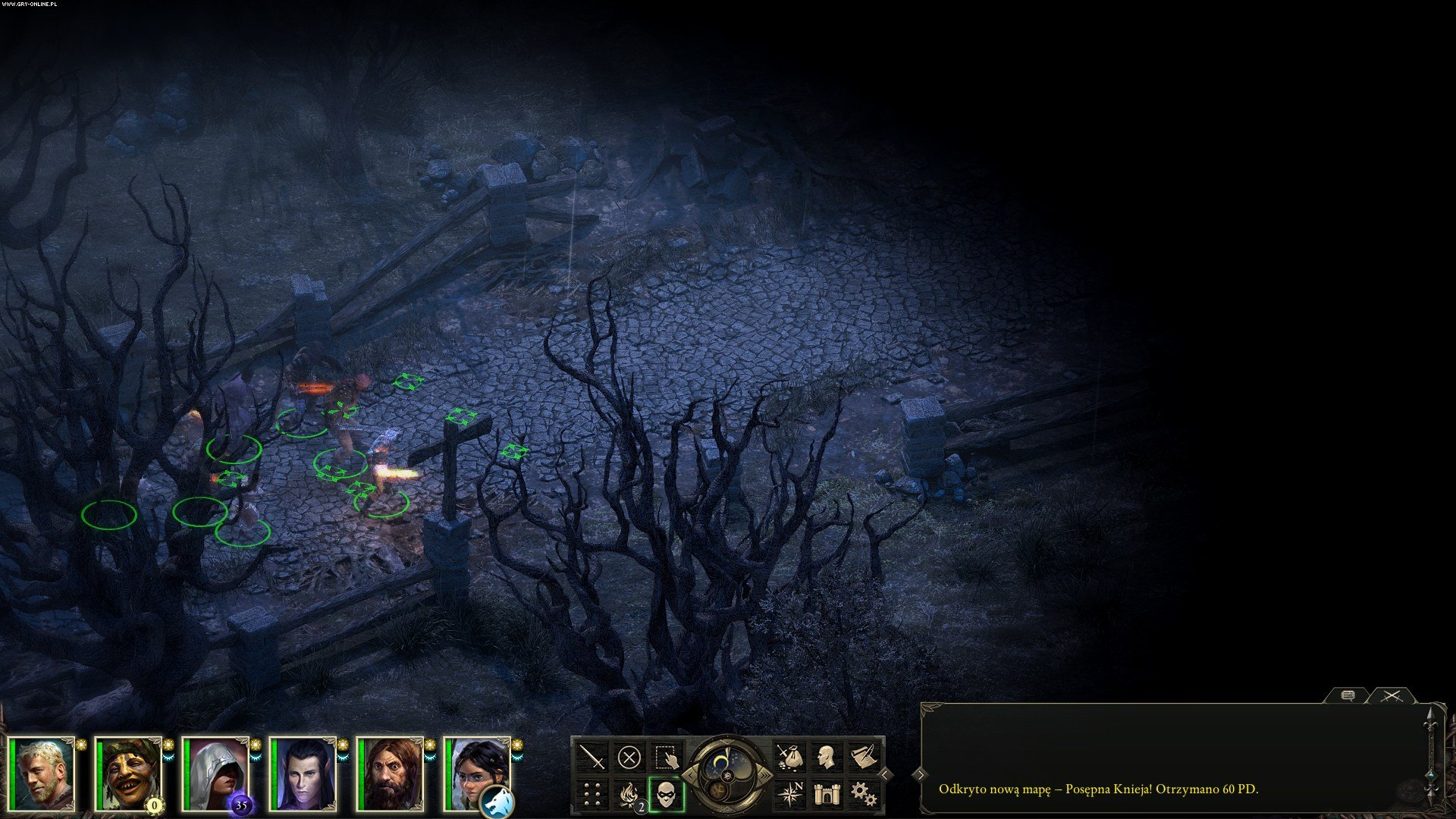 Pillars of Eternity PC Games Image 11/93, Obsidian Entertainment, Paradox Interactive