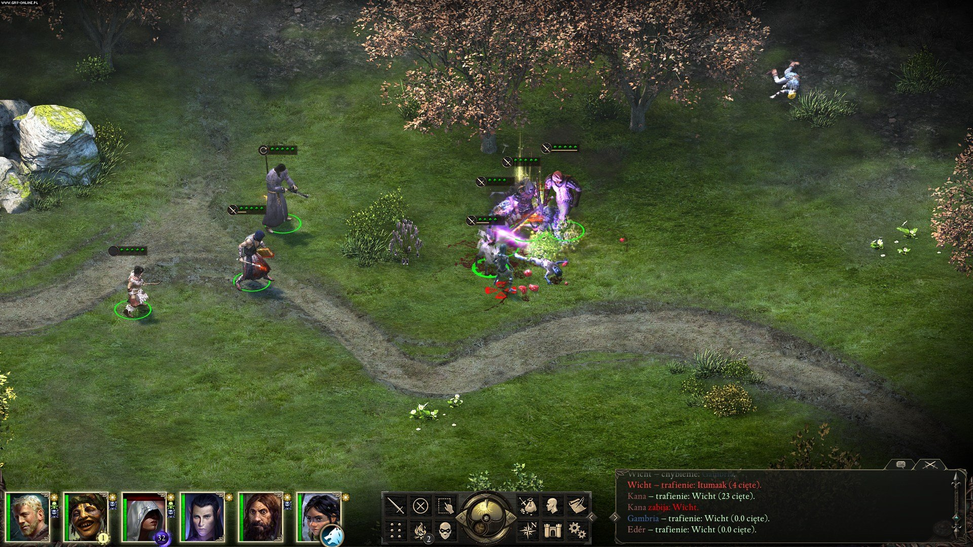 Pillars of Eternity PC Games Image 8/93, Obsidian Entertainment, Paradox Interactive
