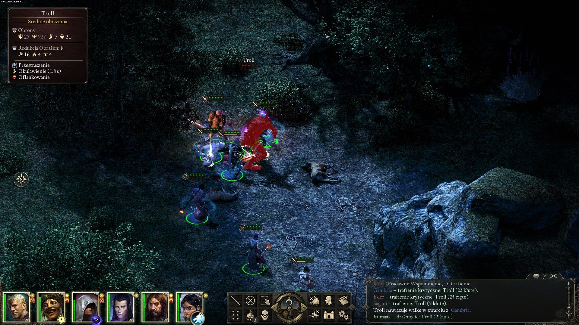 Pillars of Eternity PC Games Image 7/93, Obsidian Entertainment, Paradox Interactive