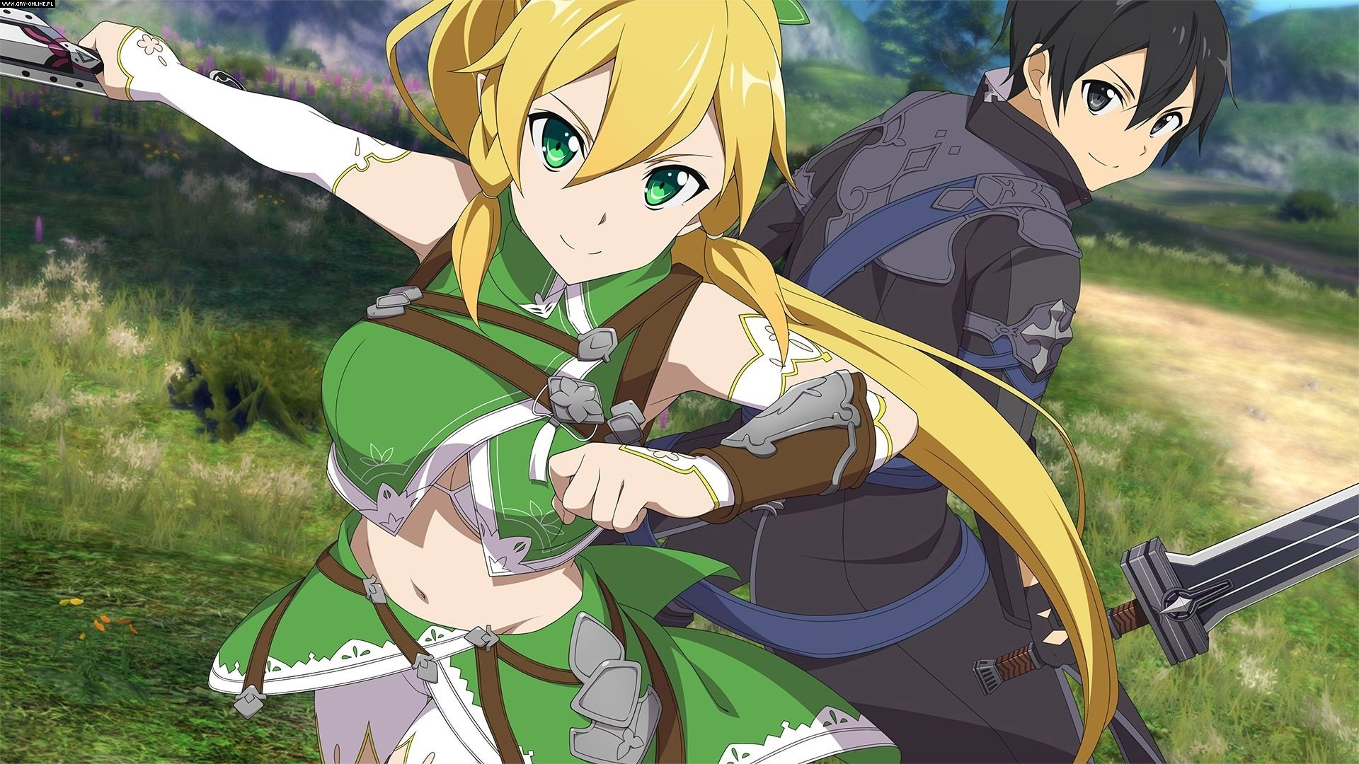 Gallery Sword Art Online Hollow Realization | secondtofirst com