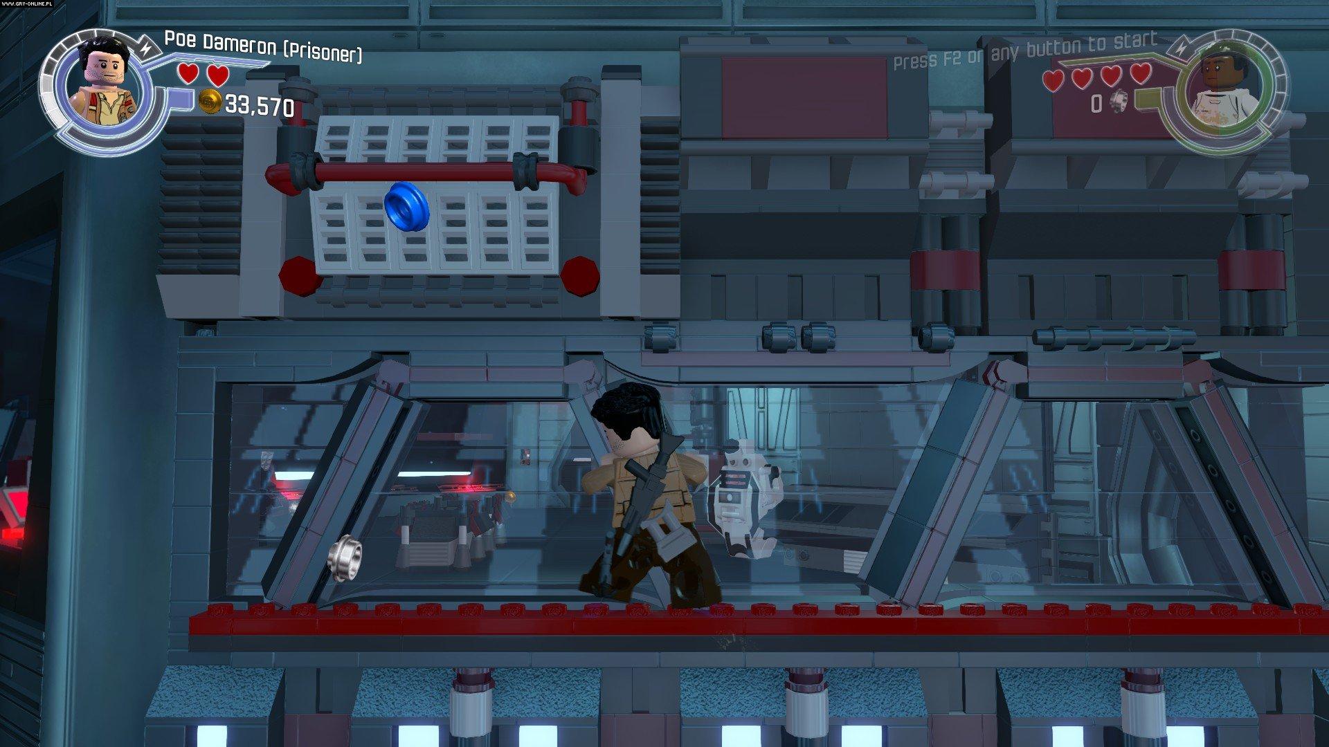 Recenzja Gry Lego Gwiezdne Wojny Przebudzenie Mocy Wyborny