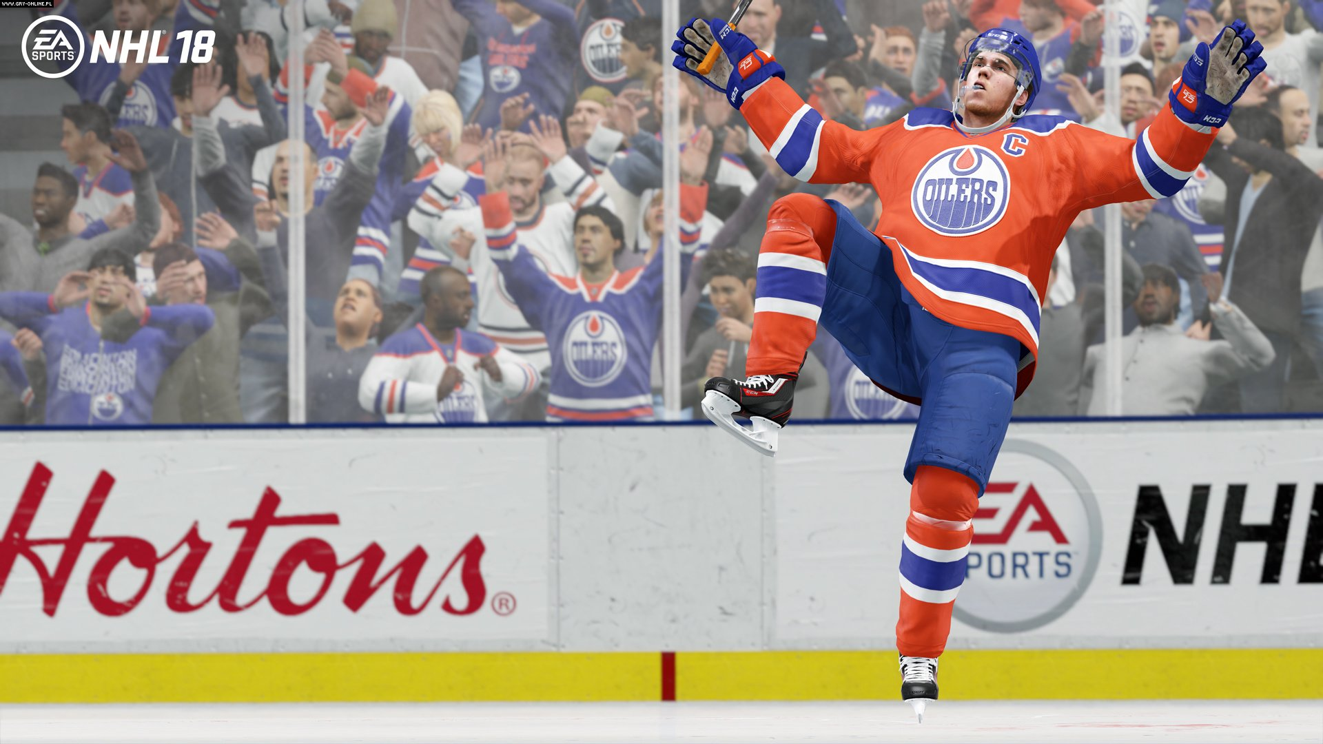 NHL 18 PS4, XONE Games Image 9/9, EA Sports, Electronic Arts Inc.