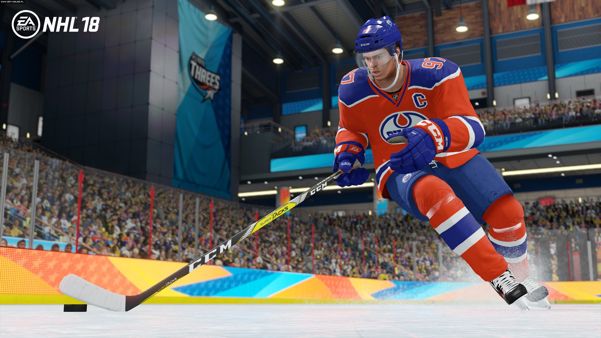 NHL 18 PS4, XONE Games Image 8/9, EA Sports, Electronic Arts Inc.