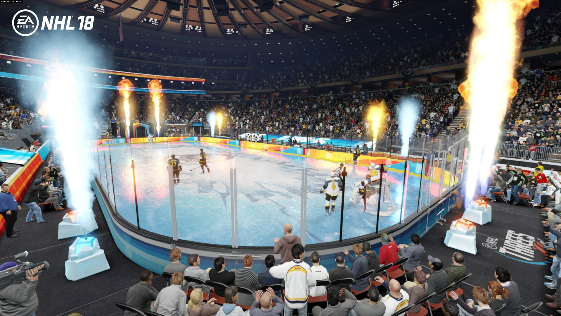 NHL 18 PS4, XONE Games Image 5/9, EA Sports, Electronic Arts Inc.