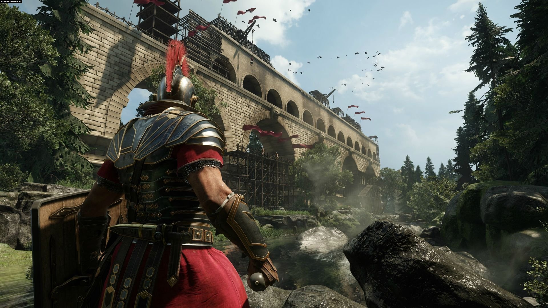 Ryse: Son of Rome PC, XONE Games Image 7/55, Crytek, Deep Silver / Koch Media
