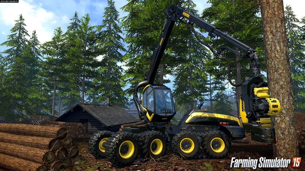 Farming Simulator 15 PC, X360, PS3, PS4, XONE Games Image 9/14, GIANTS Software, Focus Home Interactive