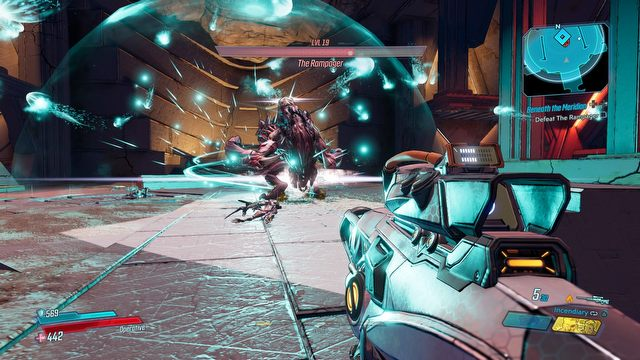 Review of Borderlands 3 – Space Never Changes - picture #3