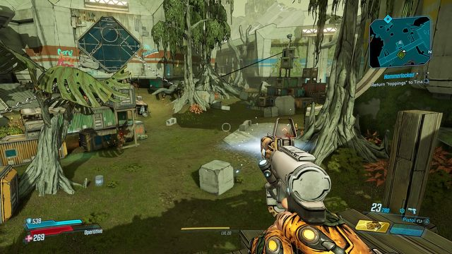 Review of Borderlands 3 – Space Never Changes - picture #1