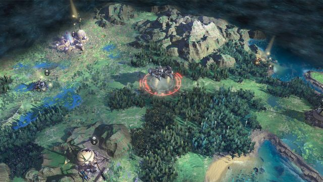Review of the game Age of Wonders: Planetfall - bartender, Civilization with XCOM please - picture #1