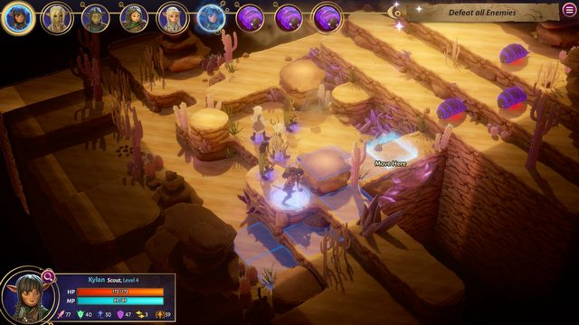The Dark Crystal: Age of Resistance Tactics Review - picture #1