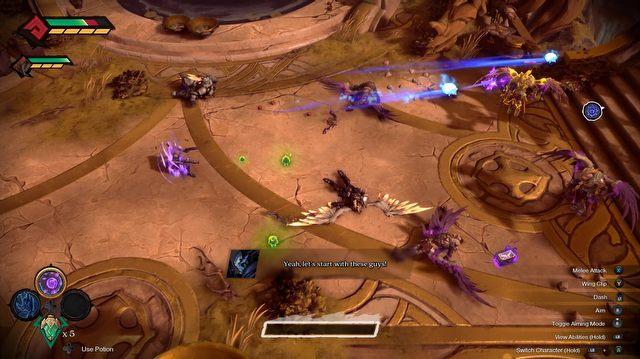 Darksiders Genesis Review – Looks like Diablo, but This Still is Darksiders - picture #3