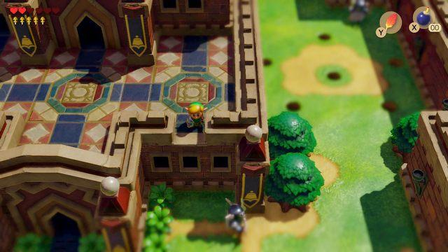 The Legend of Zelda: Links Awakening Review – Modern Oldschool Respecting the Original - picture #1