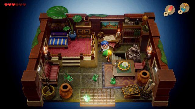 The Legend of Zelda: Links Awakening Review – Modern Oldschool Respecting the Original - picture #2