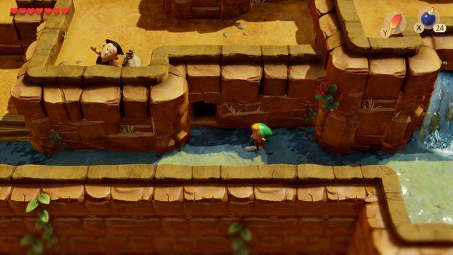 The Legend of Zelda: Links Awakening Review – Modern Oldschool Respecting the Original - picture #4