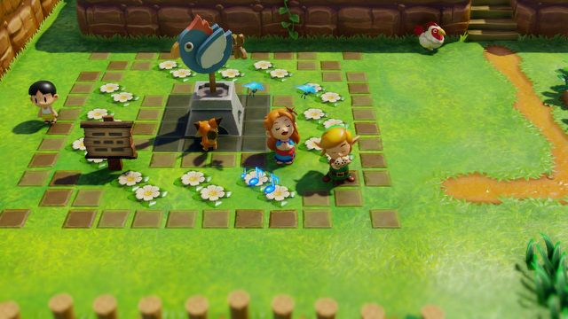 The Legend of Zelda: Links Awakening Review – Modern Oldschool Respecting the Original - picture #1