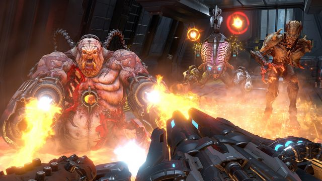 Doom Eternal Hands-on – A Charming Slaughter for Everyone - picture #3