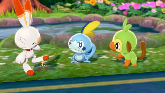 Pokemon Sword Review – Its not very effective! - picture #1