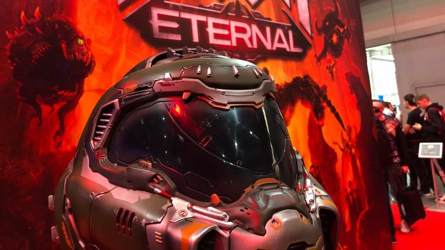 Doom Eternal Hands-on – A Charming Slaughter for Everyone - picture #2