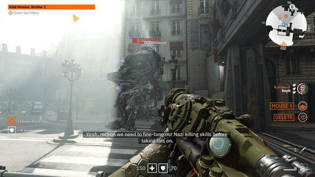 Review of Wolfenstein: Youngblood - its not the Wolf weve been waiting for. - picture #5