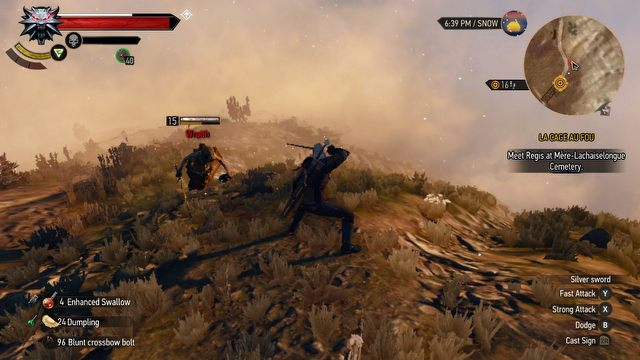 The Witcher 3: The Wild Hunt Switch Review – The Art of Compromise - picture #5