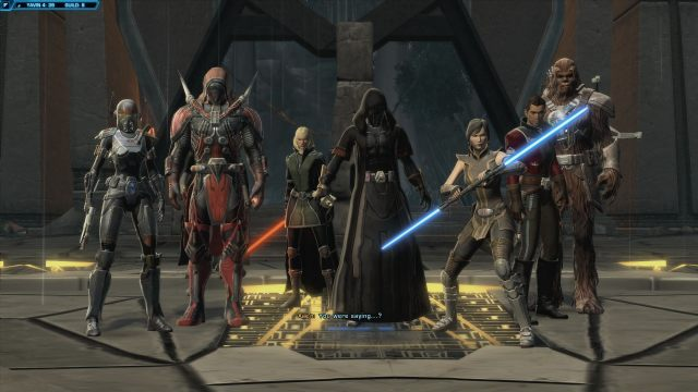 an analysis of the guide for the video game star wars the old republic